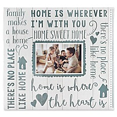 image of Home Sweet Home Scrapbook