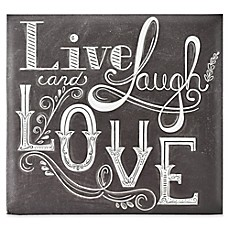 image of Live Laugh Love Scrapbook