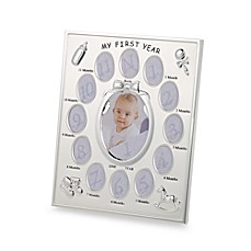 baby boy girl photo frames by mud pie and other brands bed bath beyond