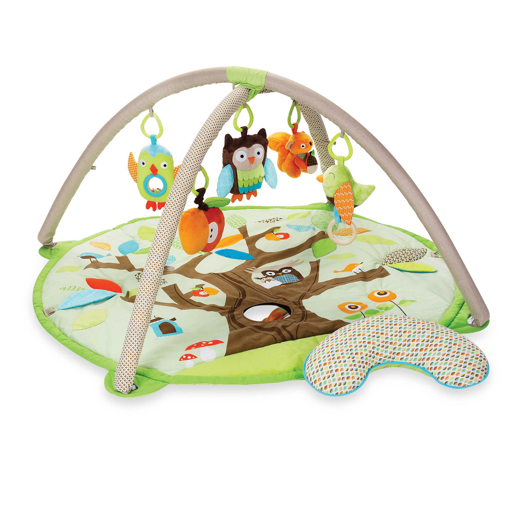 world on the gym play cool around playmat einstein mat activity baby by