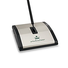 image of BISSELL® Natural Sweep® Dual Brush Sweeper