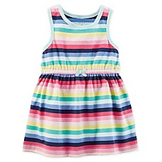 image of carter's® Striped Jersey Knit Dress
