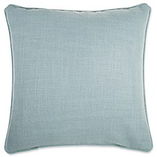 image of Make-Your-Own-Pillow Dana Square Throw European Pillow Cover in Spa