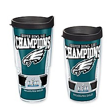 image of Tervis® NFL Philadelphia Eagles Super Bowl LII Champions Wrap Tumbler with Lid