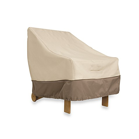 Buy Classic Accessories Veranda High Back Chair Cover From Bed Bath Be