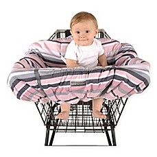 image of Balboa Baby® Shopping Cart and High Chair Cover