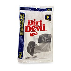 image of Dirt Devil® 3-Pack Type F Vacuum Bags