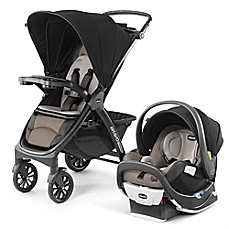 image of Chicco® Bravo® Primo Trio Travel System in Alto