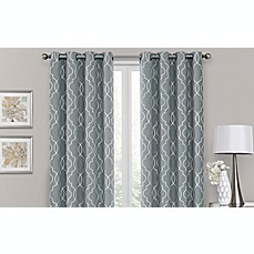 Brent Grommet 100 Blackout Window Curtain Panel