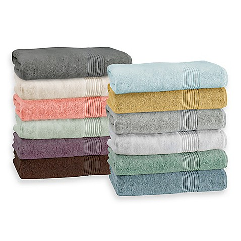 Turkish Modal Cotton Bath Towel Collection Bed Bath Amp Beyond