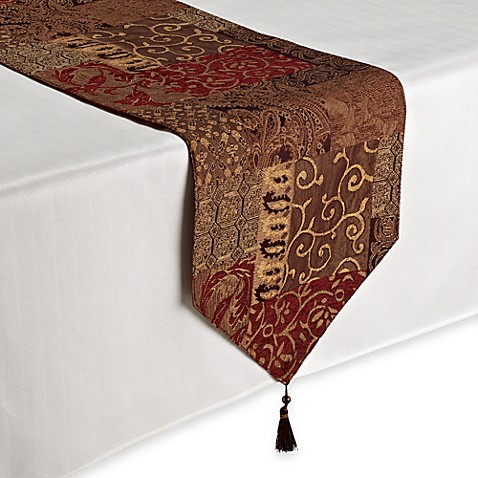 Croscill Galleria Table Runner Bed Bath Beyond