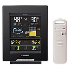 image of AcuRite® Weather Station with Reverse Color Display