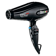 image of BaByliss® PRO Nano™ Titanium Portofino Dryer in Black