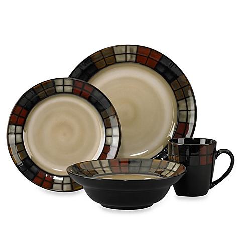 Pfaltzgraff® Calico 16-Piece Dinnerware Set - Bed Bath & Beyond
