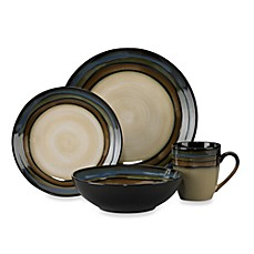 image of pfaltzgraff galaxy 16piece dinnerware set