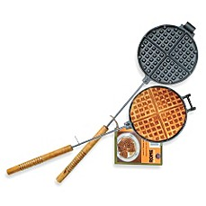 image of Rome Industries® Chuck Wagon Waffle Iron