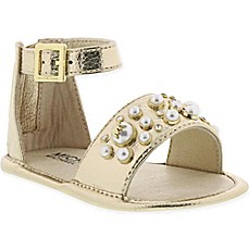 image of Michael Kors Baby Pennie Ankle Strap Sandal