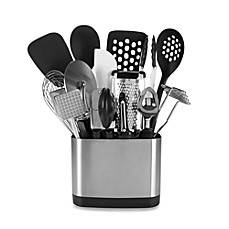 Cooking utensils cooking tools kitchen utensil sets bed bath image of oxo good grips 15 piece kitchen tool set teraionfo