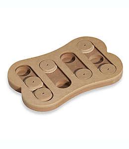 Juguete de madera para perro Spot Sneak A Treat™ interactivo Shuffle Bone™