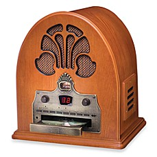 image of Crosley Cathedral Radio/CD Player Model CR32D