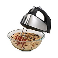 image of Hamilton Beach® Softscrape™ Hand Mixer