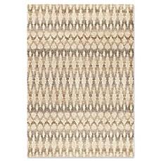 Image Of Orian Rugs Ikat Ombre Indoor/Outdoor Multicolor Area Rug