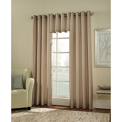 Curtains Ideas bed bath and beyond drapes and curtains : Argentina Room Darkening Grommet Window Curtain Panels - Bed Bath ...