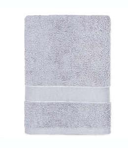 Toalla de medio baño de algodón turco UGG® color negro carbón