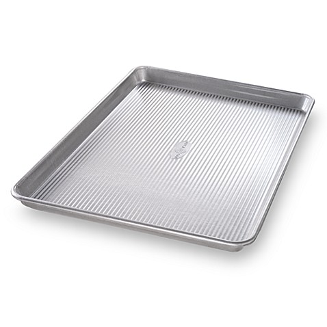 USA Pan Nonstick 13-Inch x 9-Inch Jelly Roll Pan