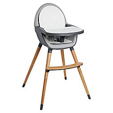 image of SKIP*HOP® Tuo Convertible High Chair in Charcoal