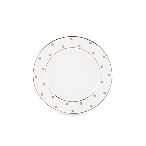 kate spade new york Larabee Road™ Platinum Bread and Butter Plate