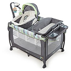 image of Kids II® Soothe Me Softly Playard in Vesper