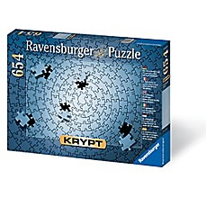 image of Ravensburger 654-Piece Krypt Blank Puzzle Challenge