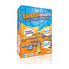 image of Wiggles 3D Randomonium Word Game