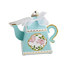 image of Kate Aspen® Tea Time Whimsy Party Favors