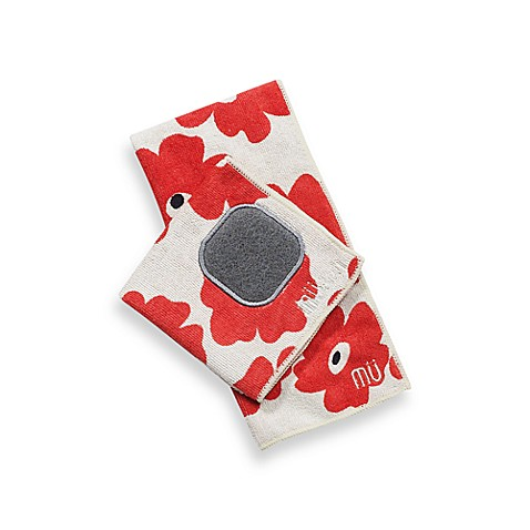 MU Kitchen™ Poppy Kitchen Towel in Red Poppy