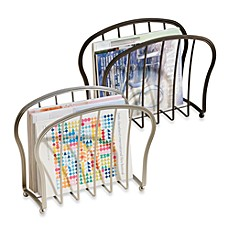 image of InterDesign® Astoria Magazine Rack