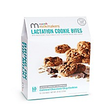image of Milkmakers® 10-Count Chocolate Chip Lactation Cookies