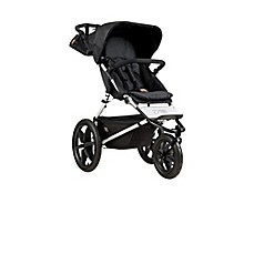 image of Mountain Buggy® Terrain Jogging Stroller in Onyx
