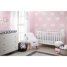 Image Of Little Love By NoJoR Hugs And Kisses Crib Bedding Collection