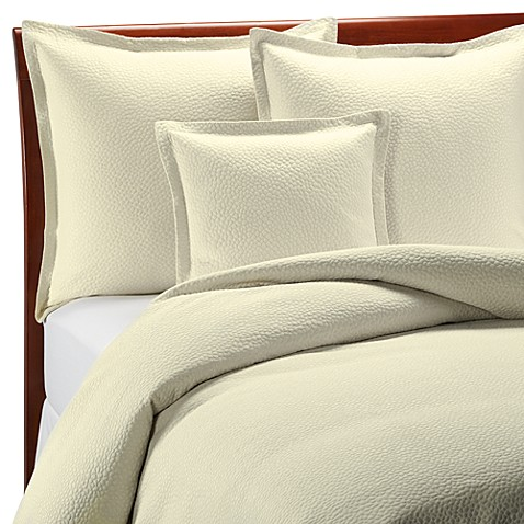 Barbara Barry Beautiful Basics Cloud Nine Queen Pillow Sham in Moonglow