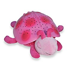image of Constellation Nightlight: Twilight Ladybug by cloud B in Pink