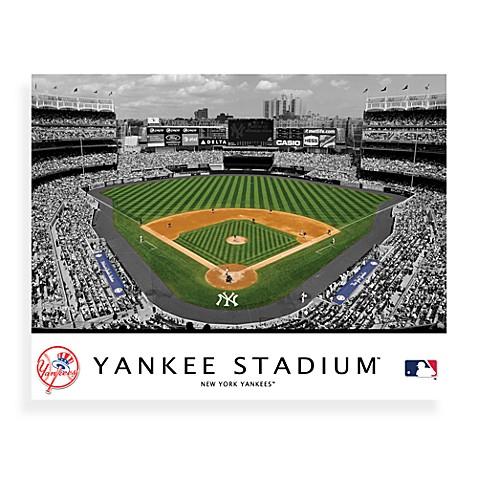 MLB New York Yankees Stadium Canvas Wall Art - Bed Bath & Beyond