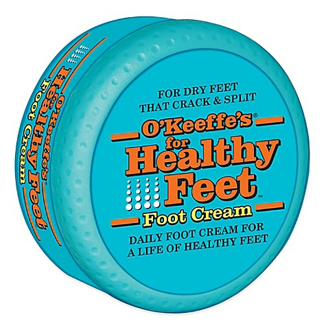 O'Keeffe's® Healthy Feet™ 3.2 oz. Foot Cream Jar