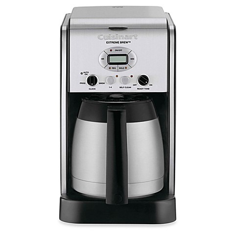 how to work a black black and decker coffee maker