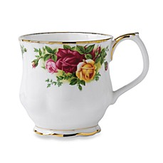 image of Royal Albert Old Country Roses Mug