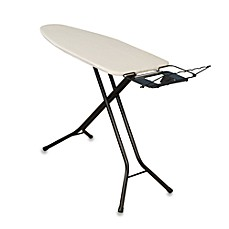 image of Household Essentials®  Mega Wide Top Ironing Board in Antique Bronze
