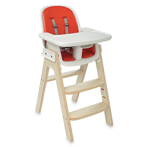 OXO Tot® Sprout™ High Chair in Orange/Birch