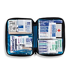 image of First Aid Only™ Soft Pack 131-Piece First Aid Kit