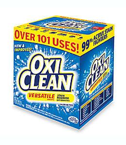 Quitamanchas en polvo para ropa OxiClean® Versatile, de 3.27 kg